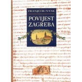 Franjo Buntak: Povijest Zagreba